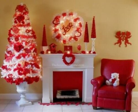 Exciting Diy Valentines Day Decorations24
