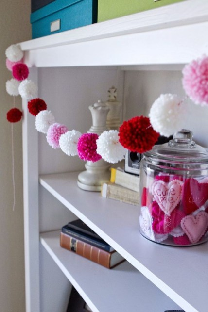 Exciting Diy Valentines Day Decorations42