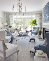 Extraordinary French Country Living Room Decor Ideas03
