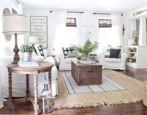 Extraordinary French Country Living Room Decor Ideas19
