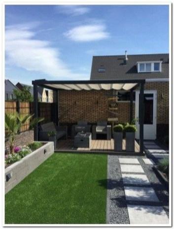 Gorgeous Small Backyard Landscaping Ideas40