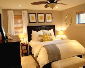 Gorgeous Small Master Bedroom Designs05