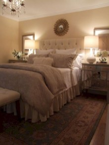 Gorgeous Small Master Bedroom Designs28