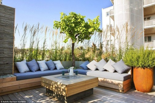 Roof Terrace Decorating Ideas That You Should Try36