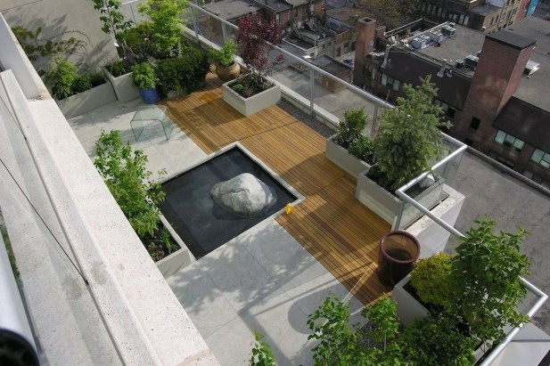 Roof Terrace Decorating Ideas That You Should Try38