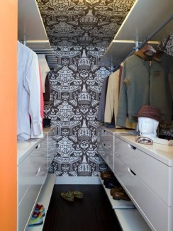The Best Small Wardrobe Ideas For Your Apartment07