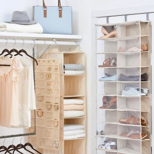 The Best Small Wardrobe Ideas For Your Apartment12
