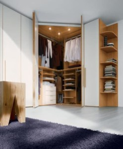 The Best Small Wardrobe Ideas For Your Apartment20