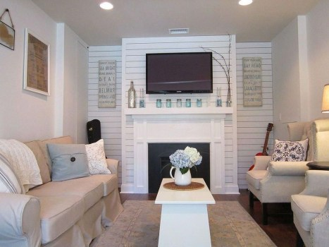 Top Fantastic Way To Hide Your Tv Diy Projects01