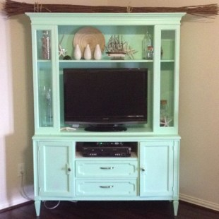 Top Fantastic Way To Hide Your Tv Diy Projects31