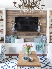 Top Fantastic Way To Hide Your Tv Diy Projects36