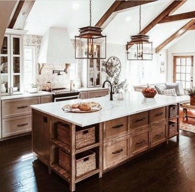 Amazing Wooden Kitchen Ideas15