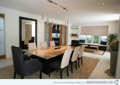 Awesome Granite Table For Dinning Room06