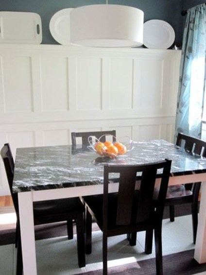 Awesome Granite Table For Dinning Room31