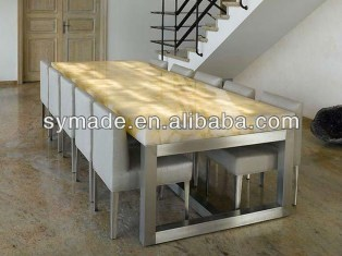 Awesome Granite Table For Dinning Room32