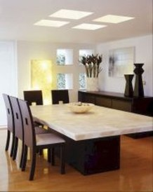 Awesome Granite Table For Dinning Room42