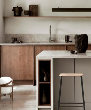 Good Minimalist Kitchen Designs42
