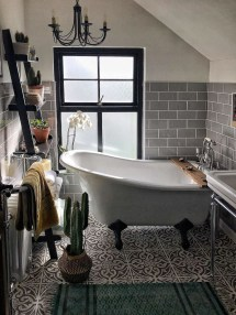 Gorgeous Cottage Bathroom Design Ideas10