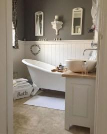 Gorgeous Cottage Bathroom Design Ideas38