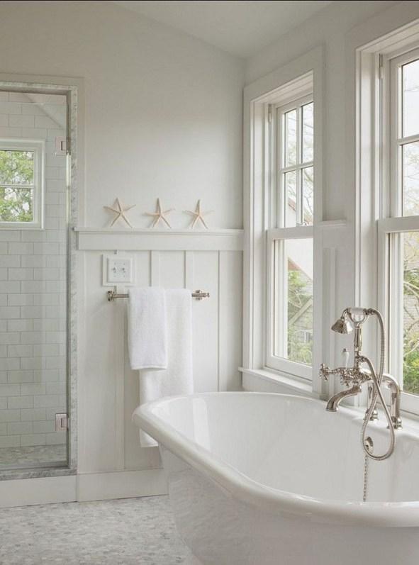 Gorgeous Cottage Bathroom Design Ideas41