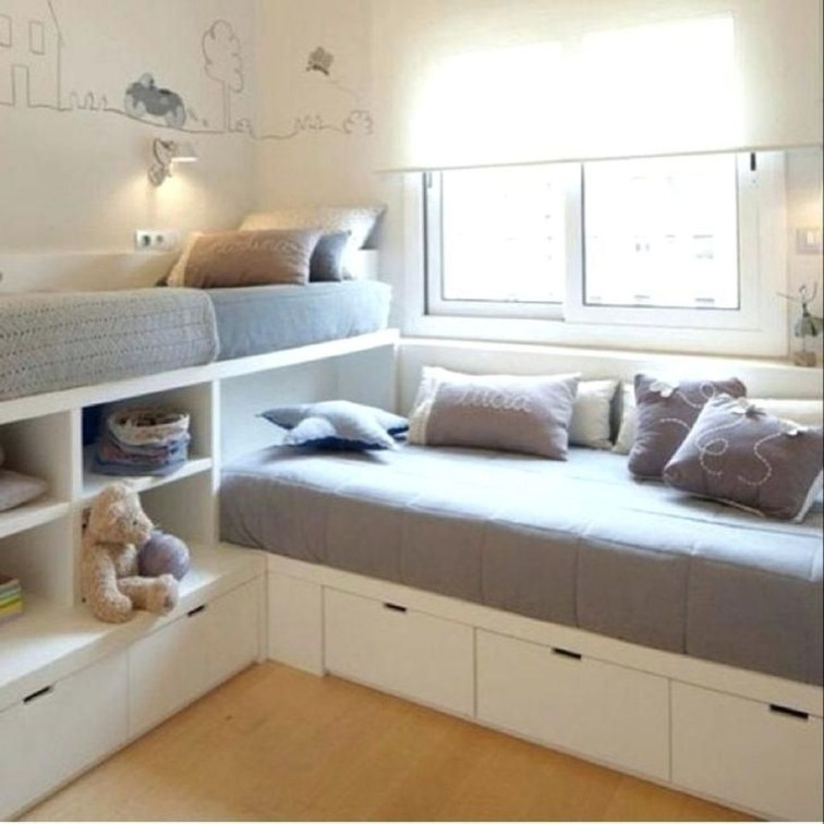 Gorgeous Twin Bed For Kid Ideas35
