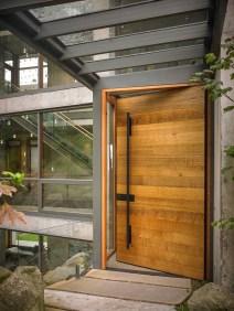 Gorgeous Wooden Door Ideas01
