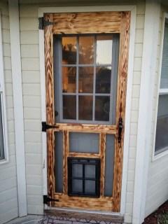 Gorgeous Wooden Door Ideas29