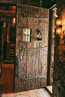 Gorgeous Wooden Door Ideas35
