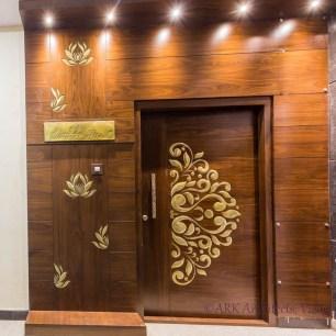 Gorgeous Wooden Door Ideas38