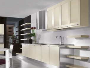 Lovely Aluminium Kitchen Decoration08