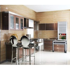 Lovely Aluminium Kitchen Decoration47