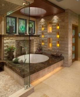 Modern Jacuzzi Bathroom Ideas16