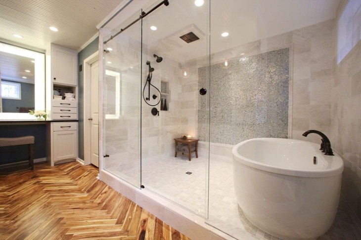 Modern Jacuzzi Bathroom Ideas24