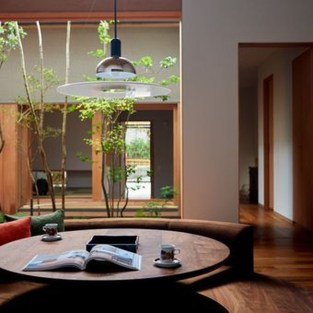 Modern Japanese Living Room Decor02