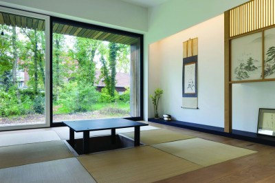 Modern Japanese Living Room Decor07
