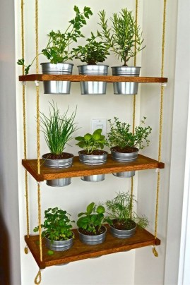 Simple Indoor Herb Garden Ideas For More Healthy Home Air18