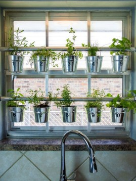 Simple Indoor Herb Garden Ideas For More Healthy Home Air25