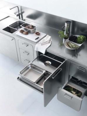 Simple Metal Kitchen Design15