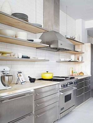 Simple Metal Kitchen Design18