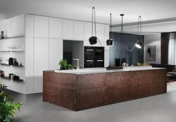 Simple Metal Kitchen Design27