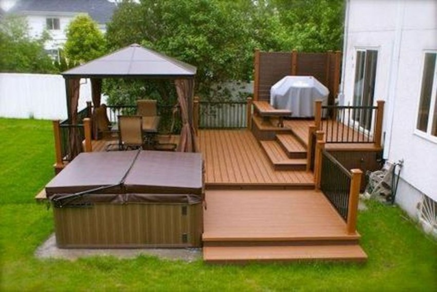 Simple Terrace Ideas You Can Try28