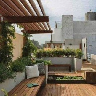 Simple Terrace Ideas You Can Try31