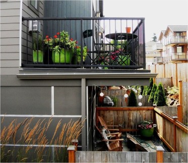 Simple Terrace Ideas You Can Try32
