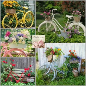 Amazing Ideas For Vintage Garden Decorations For Your Inspiration26