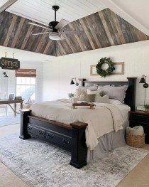 Awesome Diy Rustic And Romantic Master Bedroom Ideas01