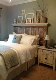 Awesome Diy Rustic And Romantic Master Bedroom Ideas05