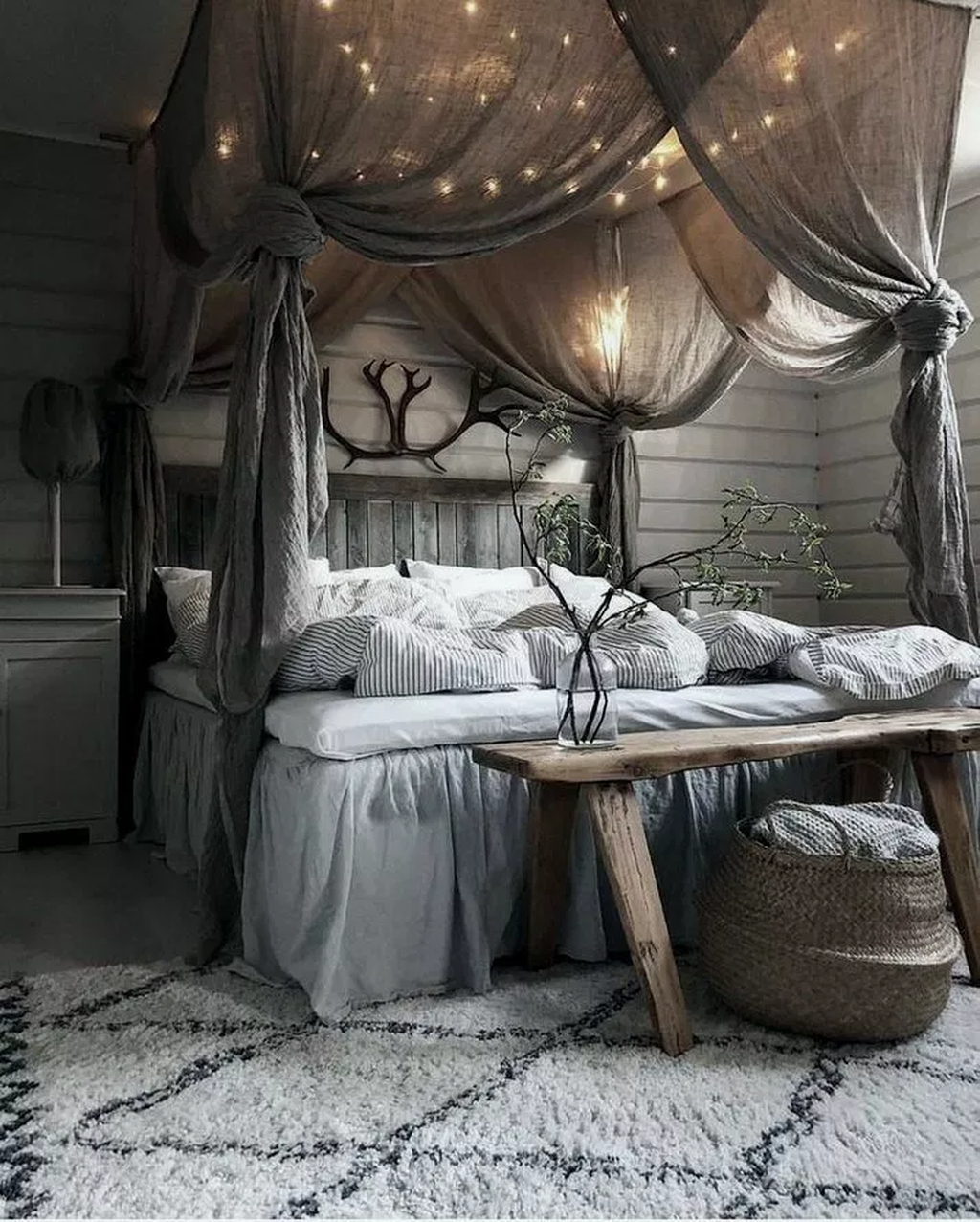 45 Awesome Diy Rustic And Romantic Master Bedroom Ideas Homishome