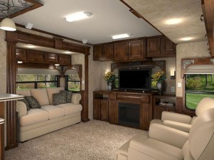 Awesome Rv Living Room Remodel Design12