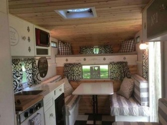 Awesome Rv Living Room Remodel Design25