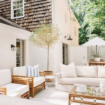 Beautiful Outdoor Living Decoration Ideas25